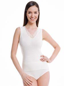 Damen Unterhemd ohne Arm