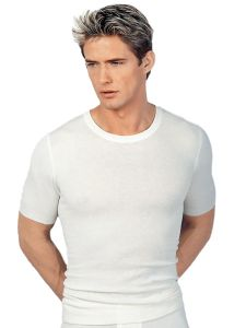 Herren Unterhemd 1/4 Arm