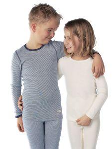 Kinder Unterhemd / Shirt langarm (unisex)
