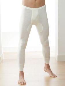 Herren Unterhose lang