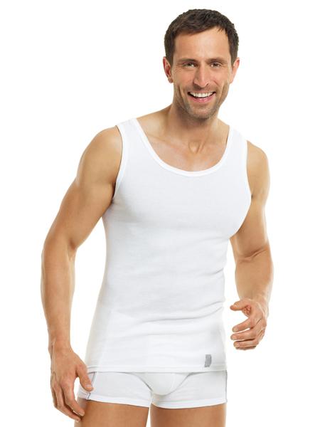 Herren Unterhemd ohne Arm