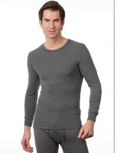 Herren Unterhemd langarm