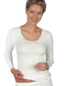 Damen Unterhemd langarm