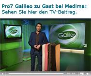 Galileo zu Gast bei Medima
